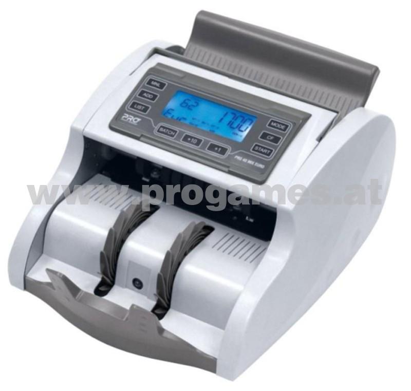 Banknotenzähler PRO MIX 40