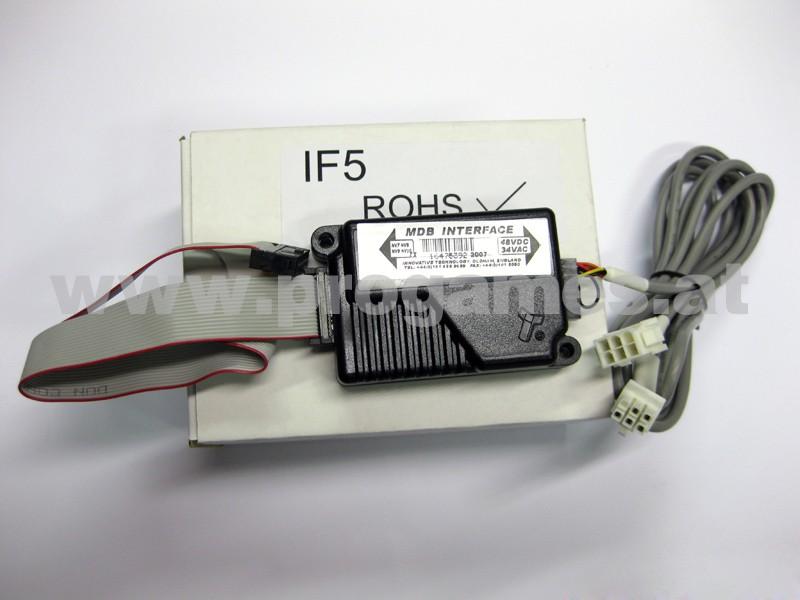 MDB-Converter inkl. Kabel für Smiley  NV-9/10  Banknotenleser