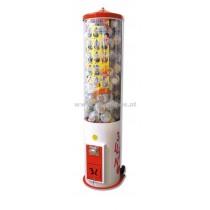 Kugel - Verkaufsautomat ''3IIone'' mit Einwurf 2€