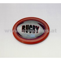 Air Hockey Puck oval / Rugby rot