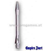 22L502 - Dartschaft Aluminium Lang Silber