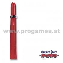 29L042 - Schaft-Set M3 Nylon kurz rot