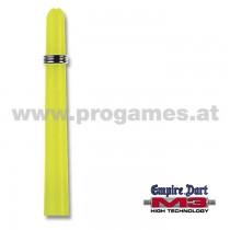 29L145 - Schaft - Set M3 Nylon kurz Neongelb