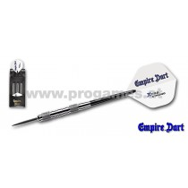 23L589 - Steel Dart-Set Empire Chrome No. 1