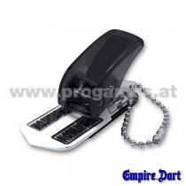 25L991 - Slot-Lock Stanzer Mini schwarz mit Kette