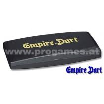 21L068 - Dart-Pfeilbox Empire Comfort Schwarz Innenfarbe Rot