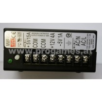 Schaltnetzteil RR606 Ausg..5V/15A,12V/4A -5V/1A