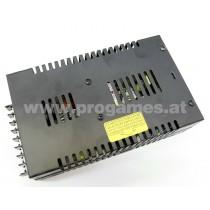 Schaltnetzteil 608 220V+5/15A,+12/4A,+24/4A