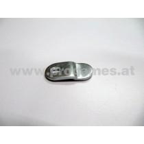 Riegel für Riegelschloss 25mm lang 3mm gekröpft