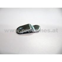 Riegel für Riegelschloss 30mm lang 6mm gekröpft