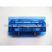 Face Plate 85 mm blau für Notenleser JCM iPRO / UBA