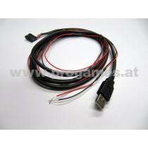 USB Anschlusskabel für Smiley NV10 USB Banknotenleser