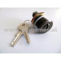 Zylinderschloss 2 Schlüssel - 0012476 (0020560030)