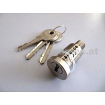 Zylinder YL.Sicherheits-Schloss 3 Schlüssel M19  für Wurlitzer - 0046978